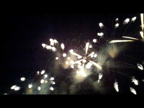 Jaffrey New Hampshire Fireworks