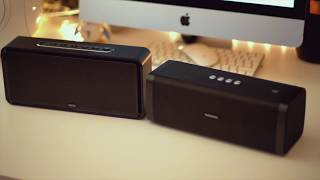 Doss SoundBox XL vs Dockin D Fine - Sound comparison...