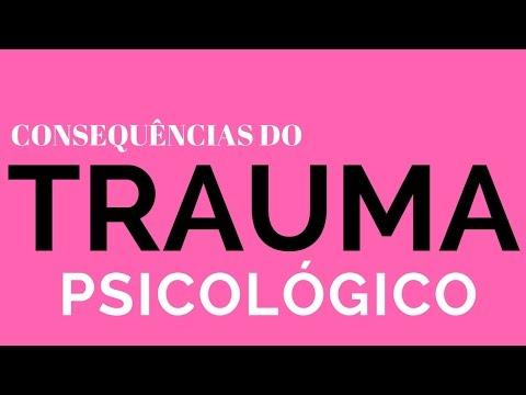 Psicologia e Psicoterapia: Quais São as Consequências do Trauma Psicológico? de YouTube · Duração:  13 minutos 20 segundos