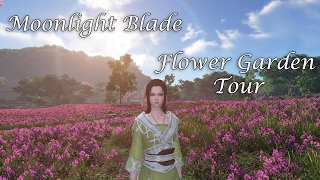 Moonlight Blade | Flower Garden