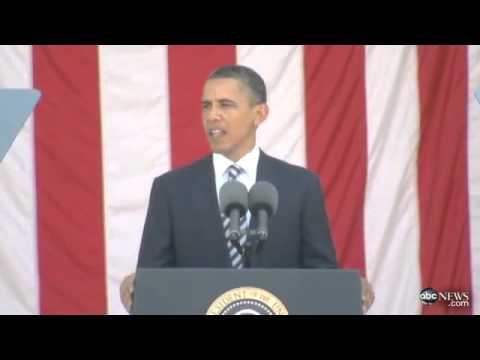 President Obama's 2011 Memorial Day Speech