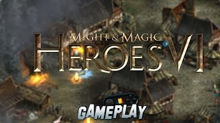 Might & Magic Heroes VI PC Gameplay