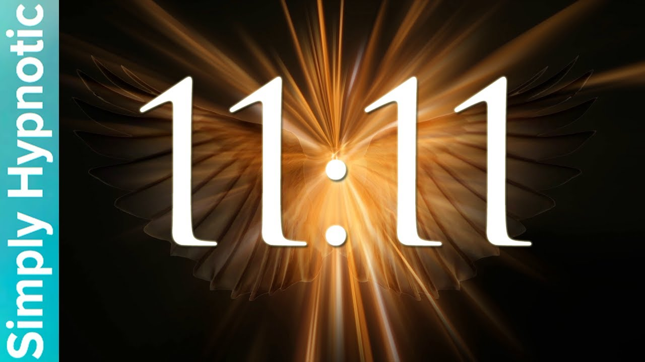 Manifest Miracles - 11:11 Hz Deep Positive Energy - Angel Healing