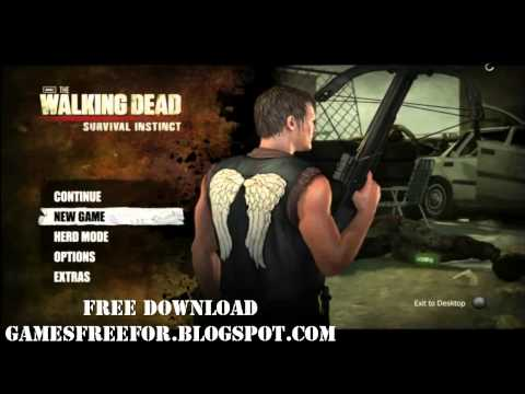 The Walking Dead Survival Instinct - FREE Full Download - PC - How to Install