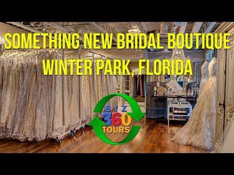 Something New Bridal Boutique Interior Promo