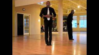 Waltz Lesson 1 - Basic Step (with Rise & Fall)