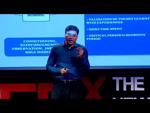 The Values of Value Education in a School Environment  | Amit Javalgi | TEDxTheNewtownSchool