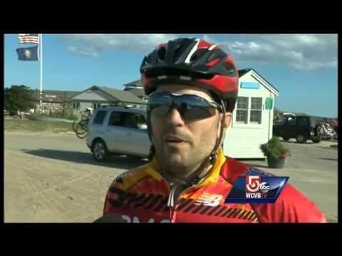 Car Slams Into Cyclists During New Hampshire Ride, Killing 2