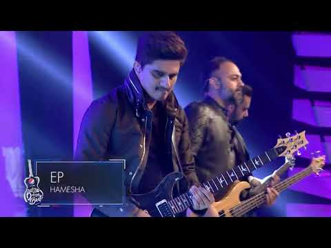 EP Hamesha Episode 8 #PepsiBattleOfTheBands Fawad Khan #ReUnion