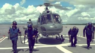 Operação Laçador - Exercício de adestramento conjunto na Região Sul do Brasil