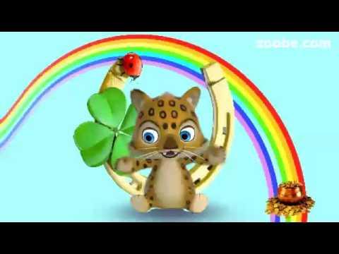 Самое смешное поздравление на удачу от леопердика ;-) 1 апреля - Виртуальная открытка от Зайки ZOOBE - Лучшие приколы. Самое прикольное смешное видео!