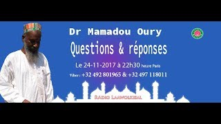 Baixar Questions & Réponses #16 - Dr. Mamadou Oury - radio laawolkisal