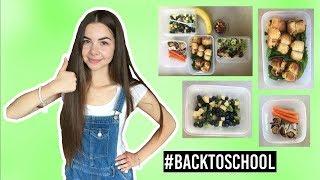BACK TO SCHOOL 2017: SMACZNE I ZDROWE PRZEKĄSKI DO SZKOŁY I NIE TYLKO! || Kompleksiara Xx