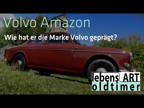 Volvo Amazon - Echte Volvo DNA