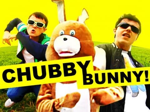 CRAZY CHUBBY BUNNY! 3D (Official Music Video)