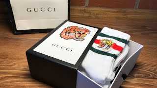 Gucci Socks | Dhgate | Unboxing