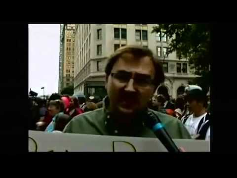 Activist Occupy Wall Street: Aaron Dykes Report
