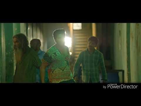 Dulquer Salmaan mass entry mashup with big B bgm