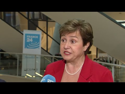 """World Bank CEO Kristalina Georgieva: """"We have to concentrate on why investments are not happening"""""""