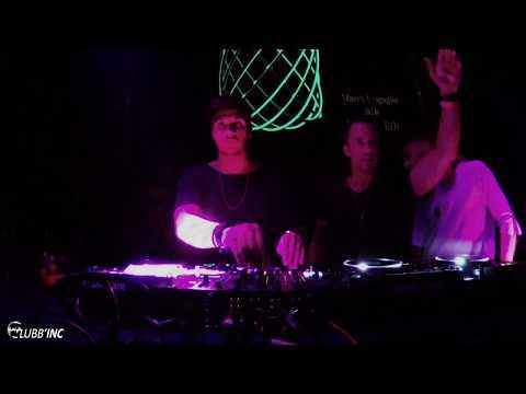 The Gang RO & Marco Briguglia Tech House Mix TechZone Sessions Clubb Inc Dj Set