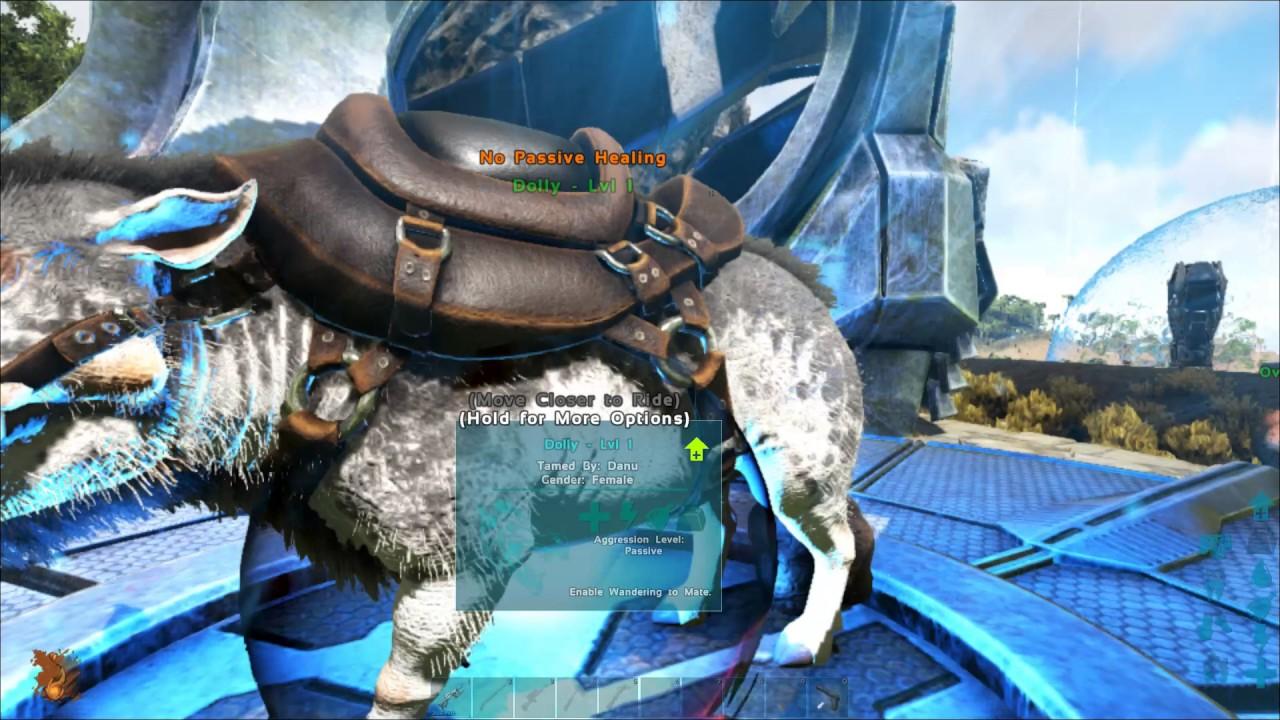 Ark Survival Evolved   Patch 257   Tek Cloning Chamber, Tek Turret, Tek  Grenade, Tek Saddle