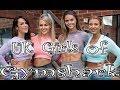 Gymshark UK Girls Meet Up | Lex Doesn't Share Food
