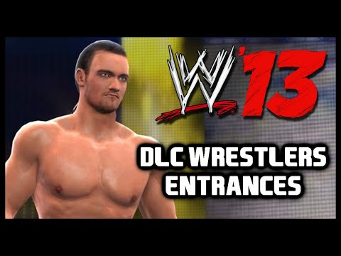 WWE 13 XBOX 360 -  DLC Superstars & Legends Entrances