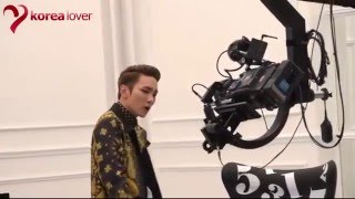 "SHINee "" Your Number "" Making Video"