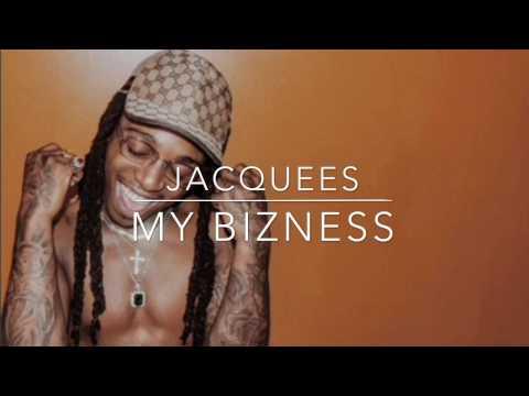 Jacquees - My Bizness (Lyrics)