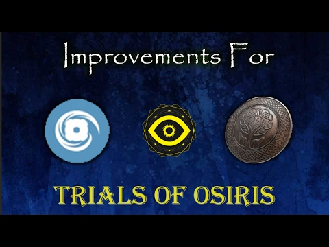 trials of osiris needs matchmaking Gamers will get a new matchmaking  the development team at bungie confirms that a new installment of the trials of osiris event  which need to be .