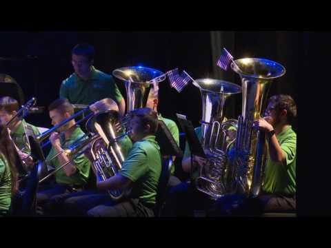 2017 Indiana 4 H Band Performance