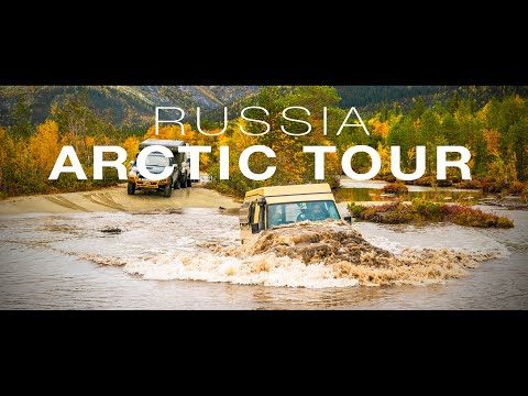 ARCTIC TOUR - LONG - Raid 4x4 Russie - 4x4 expedition in Russia // with Geko Expeditions