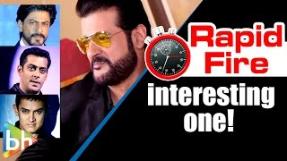 Armaan Kohli Interesting Comments on Salman Khan | Shahrukh Khan | Aamir Khan