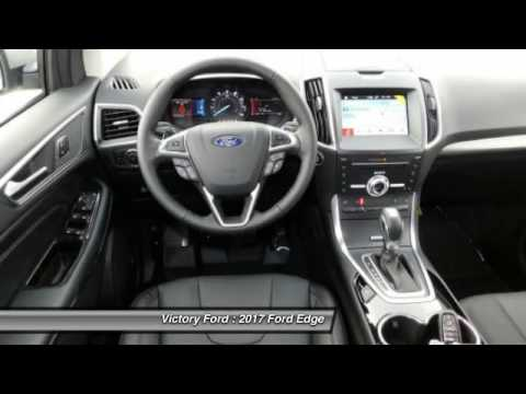 2017 Ford Edge Dyersville, Dubuque, Cedar Rapids, Manchester IA CH392