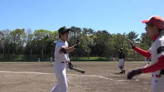 神田クラブ第9戦 vs藻川アルバトロス