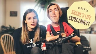 What is Shane's life expectancy? [CC]
