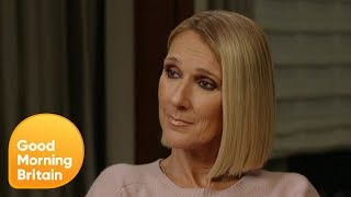 GMB Meets Celine Dion - World Exclusive, Full Uncut Interview | Good Morning Britain