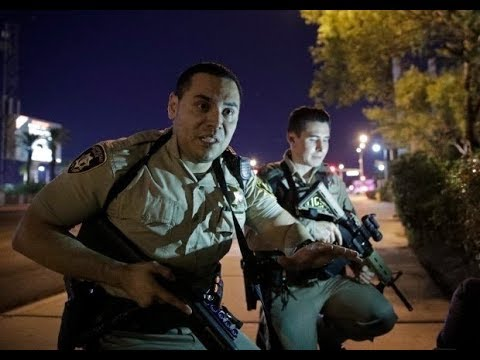 Las Vegas shooting update: Dozens dead, hundreds wounded