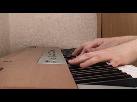 【午前4時のDusty Love (short ver.)】【御堂虎於 ソロ】ピアノ 弾いてみた【ZOOL】