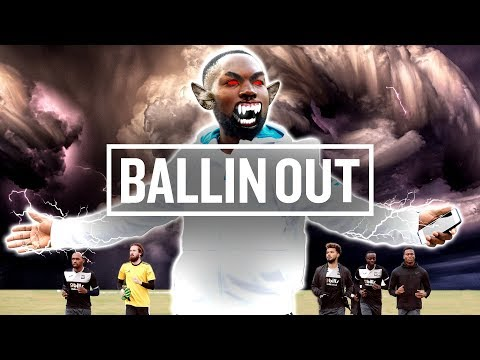 HEAD-BUTT & RED CARD!!! | BALLINOUT