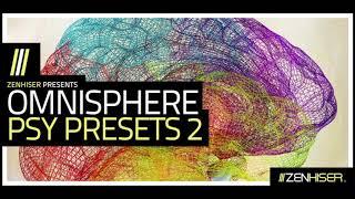 Omnisphere Psytrance Presets 2 - A Powerhouse