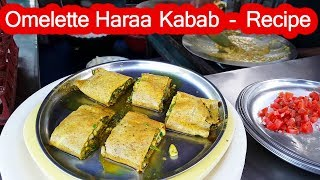 Egg Kebab - How to make ? | Yummy Egg Dish Recipe Surat City , Gujarat | Indian Street Food