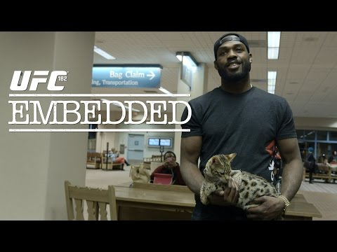 UFC 182 Embedded: Vlog Series - Episode 1