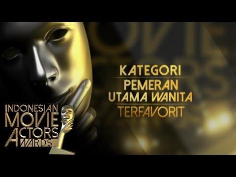 Kategori Pemeran Utama Wanita Terfavorit [Indonesian Movie Actors Awards 2016] [30 Mei 2016]