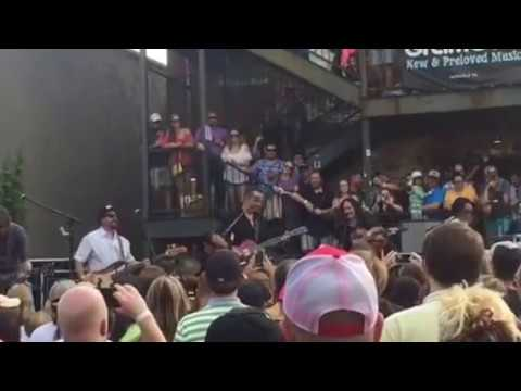 """Jason Isbell """"Hope The High Road"""" at Grimey's Release Party 6/16/17"""