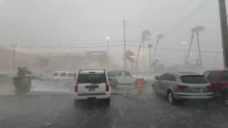 Craziest Vegas Hail Storm 6/30/16