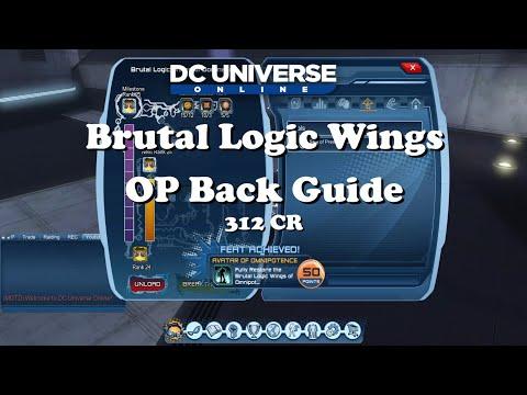 DCUO: Brutal Logic