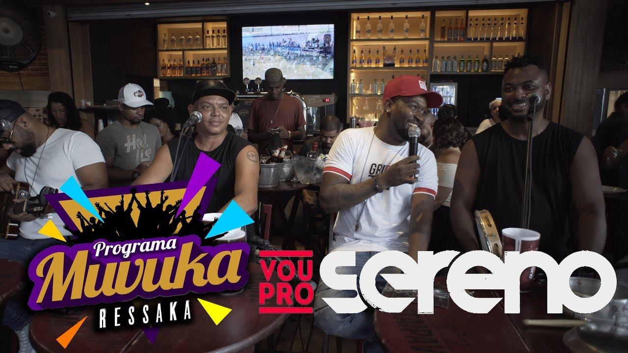 Programa Muvuka - Vou pro Sereno - Entrevista Completa (Albergue)