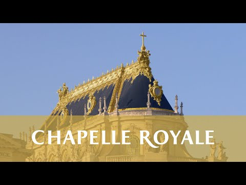 Restauration de la Chapelle Royale de Versailles