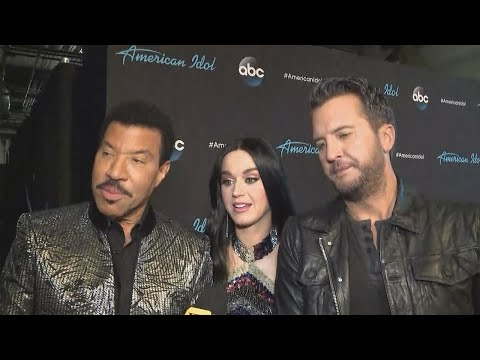 Cover Lagu Katy Perry, Luke Bryan & Lionel Richie on Carrie Underwood's Epic Return to 'American Idol' (Excl… STAFABAND